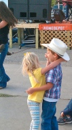 BoyGirl Country Dance