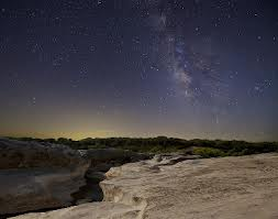 Hill Country night sky. Photo: Hill Country Alliance www.hillcountryalliance.org