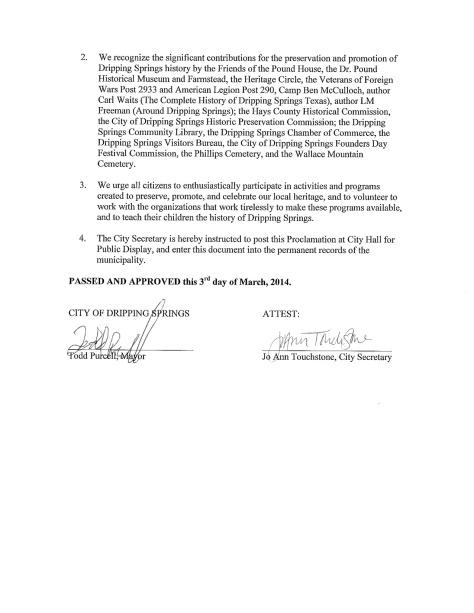 City P2 HistoryMonth April2014 SignedProclamation