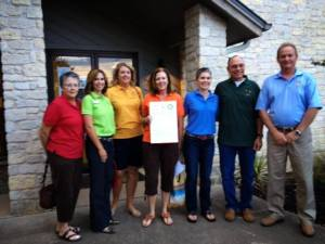 GWILCity ProclamationWithBoard of Directors