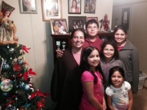 Rocio family photo